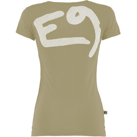 E9 W's Solid Tee WARMGREY